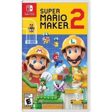 Juego Nintendo Super Mario Maker 2