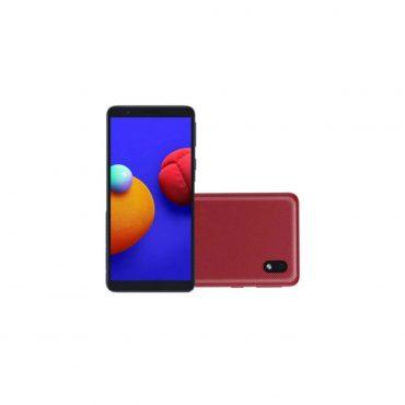 Celular Samsung A01 Core A013m/ds 16gb Rojo