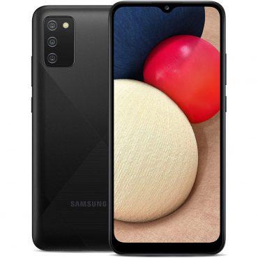 Celular Samsung A02s A025m/ds 64gb Black