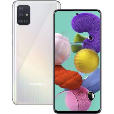 Celular Samsung A51 A515f/ds 128gb White