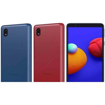 Celular Samsung A01 Core A013m/ds 16gb Negro