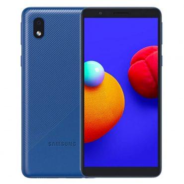 Celular Samsung A01 Core A013m/ds 16gb Azul