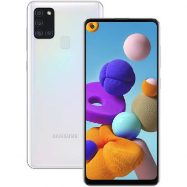 Samsung A21s A217m/ds 64gb White