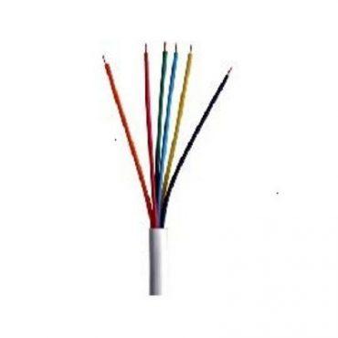 Cable Honeywell 22/ 6 hilos Cobre Alarma/cctv 150m