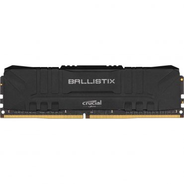 Memoria Crucial Ballistix Ddr4 16gb 3200 Black