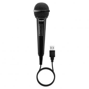 Microfono Maxell Karaoke Usbk-mic Usb
