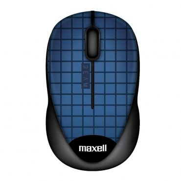 Mouse Maxell Inalámbrico Mowl-250 Blue