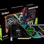 Tarjeta Gráfica Palit GeForce RTX™ 3070 GamingPro