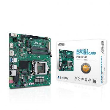 Motherboard Asus H410t-csm Itx Pro 1200