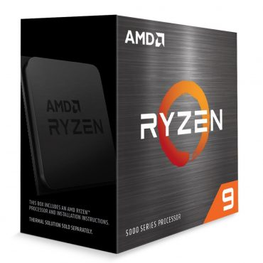 Cpu Amd Ryzen 9 5950x Am4 Box S/fan