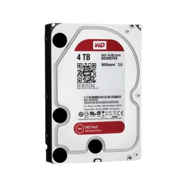 Hdd 3.5″ Wd Red 4tb Sata3 IntelliPower Rpm