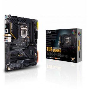 Motherboard Asus Tuf Gaming Z490-plus (wi-fi)