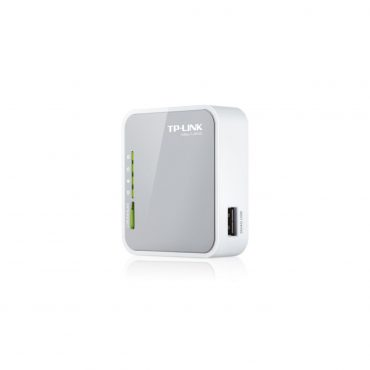 Router Portable Tpl 150mb 3g/4g/w/n Mr3020