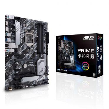 Motherboard Asus Prime H470 Plus Csm S1200 10ma G