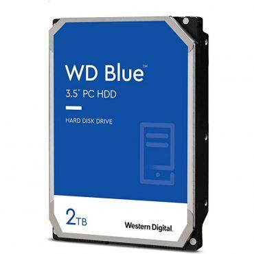 Hdd 3.5″ Wd Blue 2tb Sata3 5400 Rpm 256mb