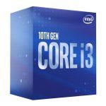 Cpu Intel Core I3 10105f S1200 S/video 10ma G. Box