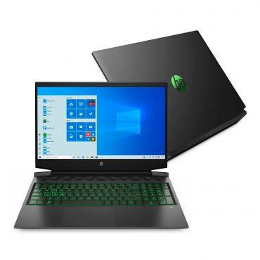 Notebook Gaming Hp 16,1 Core I5 256gb Win10 Gtx1650