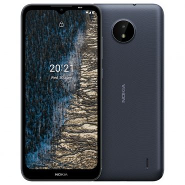 Celular Nokia C20 Ta-1339/ds 32gb Blue