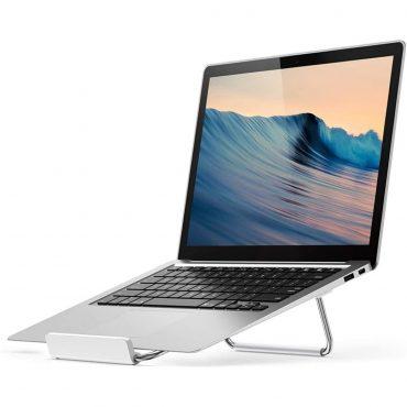 Soporte Ugreen Laptop De 11″/17″ Ajustable Silver