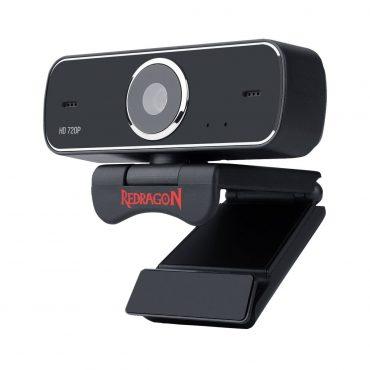 Camara Web Redragon Fobos Hd 720p